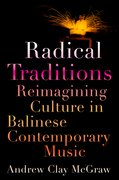 Cover for Radical Traditions