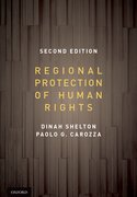 Cover for Regional Protection of Human Rights