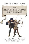Cover for The Redistribution Recession