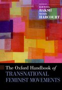 Cover for The Oxford Handbook of Transnational Feminist Movements