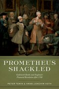 Cover for Prometheus Shackled