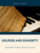 Cover for Solfege and Sonority