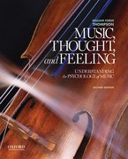 Cover for Music, Thought, and Feeling