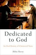 Cover for Dedicated to God