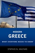 Cover for Modern Greece