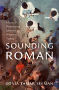 Cover for Sounding Roman