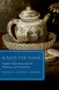 Cover for A Taste for China
