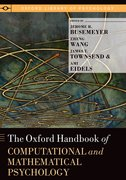 Cover for The Oxford Handbook of Computational and Mathematical Psychology