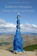Cover for Buddhism in Mongolian History, Culture, and Society