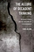 Cover for The Allure of Decadent Thinking