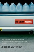 Cover for Be Very Afraid