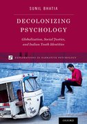Cover for Decolonizing Psychology