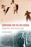 Cover for Composing for the Red Screen - 9780199967599