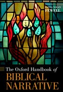 Cover for The Oxford Handbook of Biblical Narrative