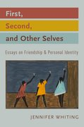 Cover for First, Second, and Other Selves