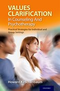 Cover for Values Clarification in Counseling and Psychotherapy
