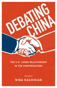 Cover for Debating China