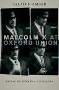 Cover for Malcolm X at Oxford Union