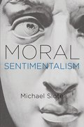 Cover for Moral Sentimentalism