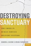 Cover for Destroying Sanctuary