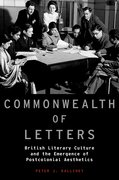 Cover for Commonwealth of Letters