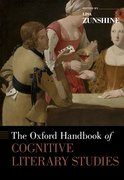 Cover for The Oxford Handbook of Cognitive Literary Studies