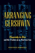 Cover for Arranging Gershwin