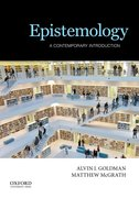 Cover for Epistemology