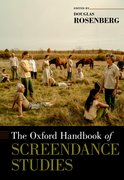 Cover for The Oxford Handbook of Screendance Studies - 9780199981601