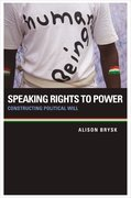 Cover for Speaking Rights to Power