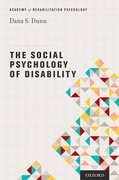 Cover for The Social Psychology of Disability
