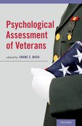 Cover for Psychological Assessment of Veterans