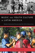 Cover for Music and Youth Culture in Latin America