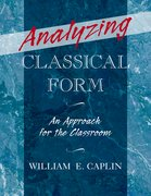 Cover for Analyzing Classical Form