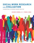 Cover for Social Work Research and Evaluation