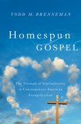 Cover for Homespun Gospel