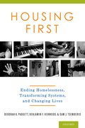 Cover for Housing First