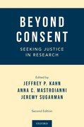 Cover for Beyond Consent
