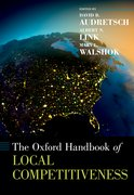 Cover for The Oxford Handbook of Local Competitiveness