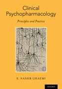 Cover for Clinical Psychopharmacology - 9780199995486