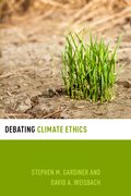 Cover for Debating Climate Ethics