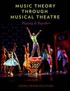 Cover for Music Theory through Musical Theatre