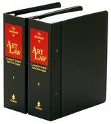 Cover for Deskbook of Art Law