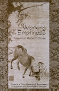 Cover for Working Emptiness