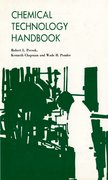 Cover for Chemical Technology Handbook