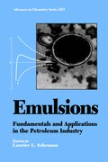 Cover for Emulsions