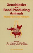 Cover for Xenobiotics and Food-Producing Animals