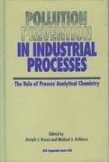 Cover for Pollution Prevention in Industrial Processes