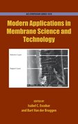 Cover for Modern Applications in Membrane Science and Technology