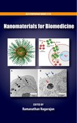 Cover for Nanomaterials for Biomedicine